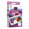 IQ XOXO gioco solitario 120 ROMPICAPO sfide di logica SMART GAMES gioco PORTATILE età 6+
