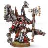 TECHMARINE 1 miniatura SPACE MARINES citadel GAMES WORKSHOP warhammer 40k IN PLASTICA età 12+