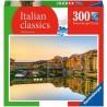FIRENZE ravensburger PUZZLE originale 300 PEZZI italian classics 49 X 36 CM