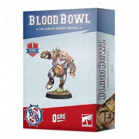 OGRE human team BLOOD BOWL eroe umani WARHAMMER 1 miniatura GAMES WORKSHOP mostro 12+