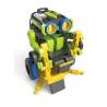 ROBOT DA PROGRAMMARE 3 in 1 TRIBO kit scientifico STEM spazza disegna lancia A BATTERIE età 8+ OWI KIT - 4