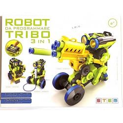 ROBOT DA PROGRAMMARE 3 in 1...