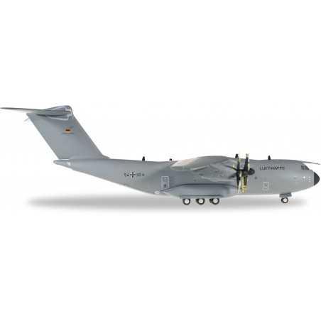 LUFTWAFFE AIRBUS A400M ATLAS aereo HERPA WINGS scala 1:200 LTG62 557207-001