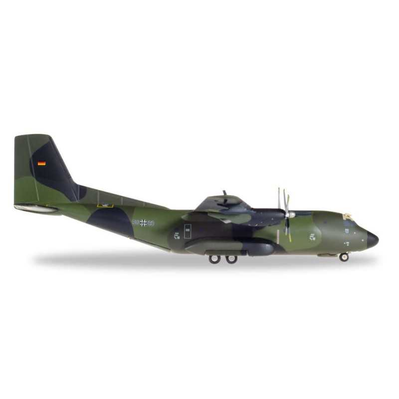 LUFTWAFFE TRANSALL C-160 LTG 63 ISAF LAST OUT aereo HERPA WINGS 558334 scala 1:200 Herpa - 1