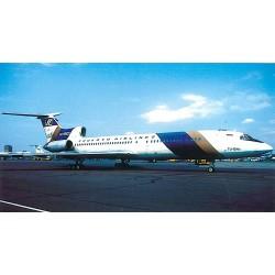 VNUKOVO AIRLINES TUPOLEV TU-154M aereo HERPA WINGS 556484 scala 1:200 Herpa - 1