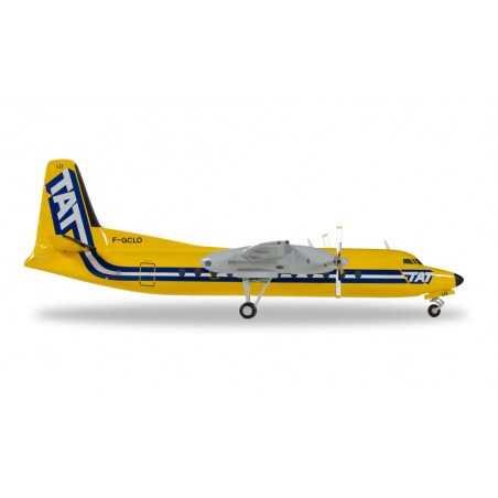 TAT FAIRCHILD HILLER FH 227 aereo HERPA WINGS 558594 scala 1:200 Herpa - 1