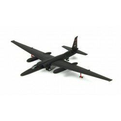 US AIR FORCE LOCKHEED MARTIN U-2R DRAGON LADY 5TH RS BLACK CATS OSAN AB KOREA scala 1:200 HERPA WINGS 559195 Herpa - 1