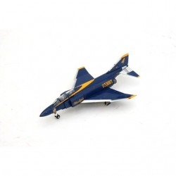 US NAVY BLUE ANGELS MCDONNEL DOUGLAS F-4J PHANTOM 2 scala 1:200 HERPA WINGS Herpa - 1