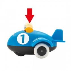 AEROPLANO SPINGI E VA push & go airplane BRIO aereo 30264 blu GIOCATTOLO età 12 mesi + BRIO - 4