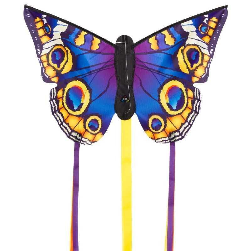 AQUILONE ready to fly BUTTERFLY BUCKEYE R single line kites FARFALLA diamond INVENTO HQ codice 100303 età 5+ Invento HQ - 1