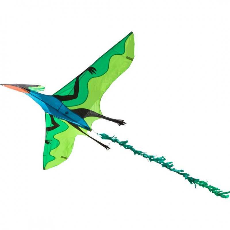 AQUILONE ready to fly FLYING DINOSAUR 3D single line kite DINOSAURO diamond INVENTO HQ codice 106516 età 10+ Invento HQ - 1
