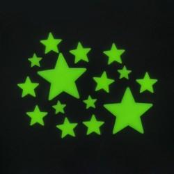 STELLE fosforescenti ADESIVE glow in the dark SUPER STARS set da 24 pezzi LEGAMI Legami - 3