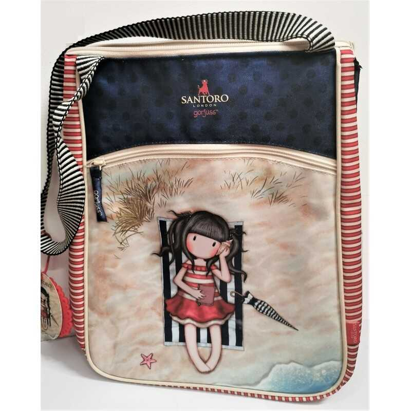 BORSA TERMICA shopper 17 LITRI santoro SUMMER DAYS gorjuss CODICE 98003 Gorjuss - 2