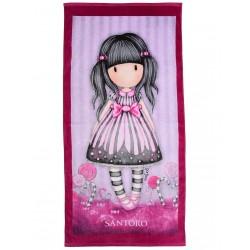 TELO MARE asciugamano SUGAR & SPICE gorjuss SA91015 santoro SALVIETTA cotone Gorjuss - 1