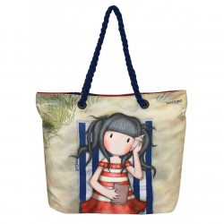 BEACH BAG borsa da spiaggia GORJUSS santoro SUMMER DAYS con manici SA07108 Gorjuss - 1