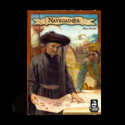 NAVEGADOR gioco da tavolo CRANIO CREATIONS epoca coloniale STRATEGICO esplorazione SCOPERTA età 12+ Cranio Creations - 3