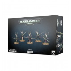 INCUBI 5 miniature DRUKHARI citadel WARHAMMER 40K games workshop ELDAR OSCURI età 12+ Games Workshop - 1