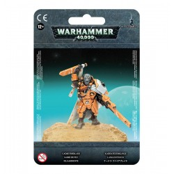 LAMA DI FUOCO 1 miniatura TAU Warhammer 40K GAMES WORKSHOP CADRE FIREBLADE età 12+ Games Workshop - 1