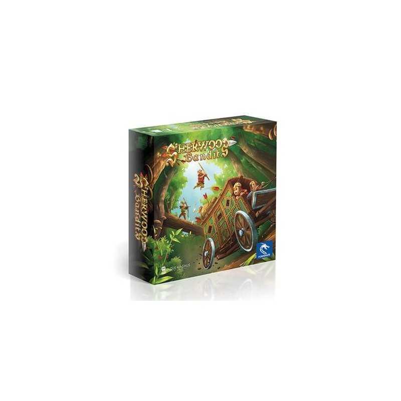 BANDITI DI SHERWOOD gioco da tavolo PENDRAGON in italiano ASMODEE età 14+ Pendragon Games - 1