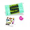CREARE CON ADESIVI kit artistico AUTO set creativo CREA CON GLI STICKERS adesivi DJECO DJ09073 età 18 mesi + Djeco - 3