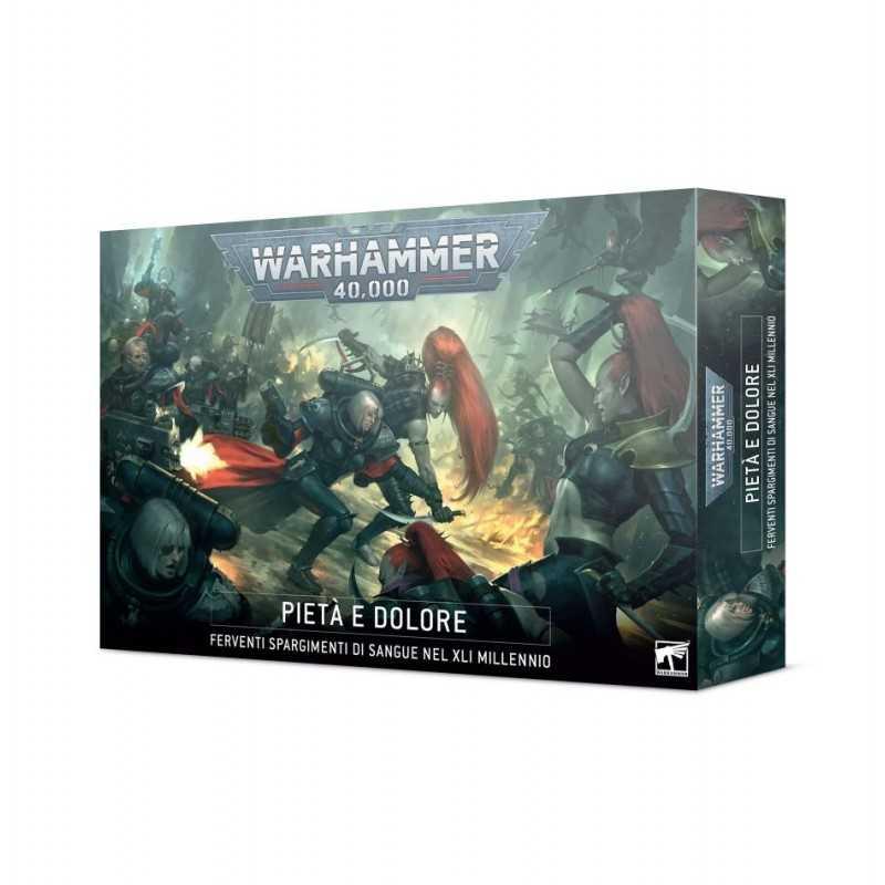 PIETA E DOLORE Warhammer 40000 Drukhari vs Adepta Sororitas 26 miniature Games Workshop - 1
