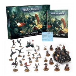 PIETY AND PAIN Warhammer 40k Drukhari vs Adepta Sororitas 26 miniatures Games Workshop - 2
