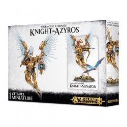 KNIGHT AZYROS Stormcast Eternals miniature Warhammer Age of Sigmar Venator Games Workshop - 1