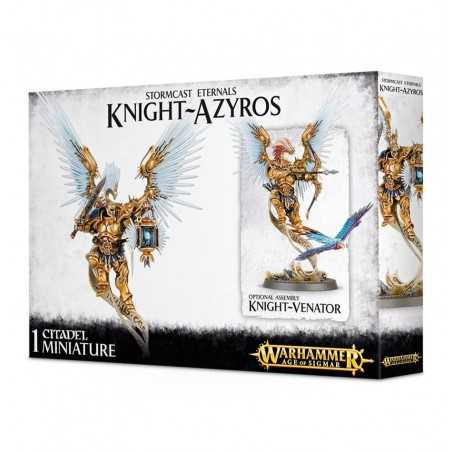 KNIGHT AZYROS Stormcast Eternals miniature Warhammer Age of Sigmar Venator Games Workshop - 1