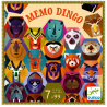 MEMO DINGO gioco da tavolo MEMORIA coppie DJECO DJ08538 età 7+ Djeco - 1