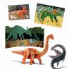 ATTIVITA' CREATIVE dinosauri DINO BOX assortite KIT ARTISTICO djeco DJ09331 età 6+ Djeco - 3