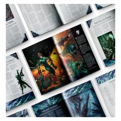 CODEX DRUKHARI manuale in italiano regolamento Warhammer 40000 Dark Eldar Games Workshop - 3