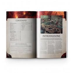 ZONA DI GUERRA CHARADON manuale in italiano ATTO 1 il libro della Ruggine Warhammer 40000 Games Workshop - 2