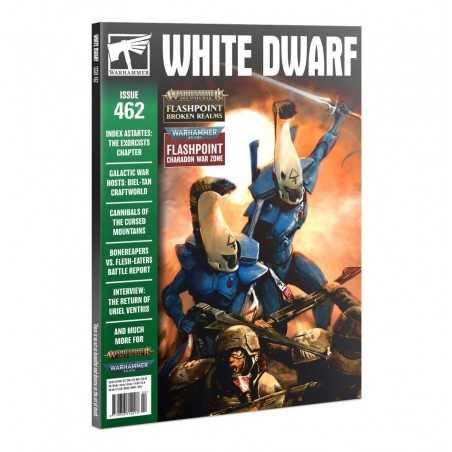WHITE DWARF issue 462 March 2021 Warhammer official magazine Games Workshop - 1