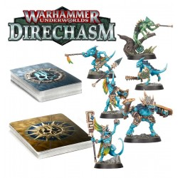 CACCIATORE SANGUE STELLARE in italiano Direchasm Warhammer Underworlds warband Games Workshop - 1