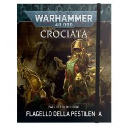 FLAGELLO DELLA PESTILENZA pacchetto missioni in italiano CROCIATA Warhammer 40000 Games Workshop - 1