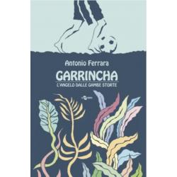 GARRINCHA angelo dalle gambe storte UOVONERO libro per bambini ANTONIO FERRARA età 12+ - 1