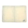 NOTEBOOK A6 GLITTER with pvc cover BLACK PEARL gorjuss BLU santoro 1106GJ01 taccuino Gorjuss - 2