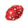 FOOOTY PACK red ROSSO portatile PALLA modulare DA 2D A 3D ball 10 PEZZI  - 9