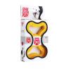 FOOOTY PACK yellow GIALLO portatile PALLA modulare DA 2D A 3D ball 10 PEZZI FOOOTY - 4