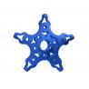 FOOOTY PACK blue BLU portatile PALLA modulare DA 2D A 3D ball 10 PEZZI FOOOTY - 6