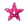 FOOOTY PACK pink ROSA portatile PALLA modulare DA 2D A 3D ball 10 PEZZI FOOOTY - 7