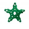 FOOOTY PACK green VERDE portatile PALLA modulare DA 2D A 3D ball 10 PEZZI FOOOTY - 7