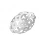 FOOOTY PACK white BIANCO portatile PALLA modulare DA 2D A 3D ball 10 PEZZI FOOOTY - 5