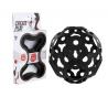 FOOOTY PACK black NERO portatile PALLA modulare DA 2D A 3D ball 10 PEZZI FOOOTY - 1