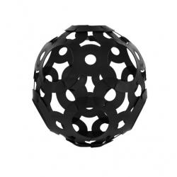 FOOOTY PACK black NERO portatile PALLA modulare DA 2D A 3D ball 10 PEZZI FOOOTY - 2