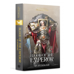 BLOOD OF THE EMPEROR an anthology BLACK LIBRARY libro IN INGLESE the horus heresy PRIMARCH Games Workshop - 1