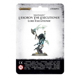 LIEKORON THE EXECUTIONER lord executioner NIGHTHAUNT 1 miniatura AGE OF SIGMAR warhammer 12+ Games Workshop - 1