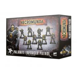 PALANITE ENFORCER PATROL 10 miniature NECROMUNDA warhammer CITADEL età 12+ Games Workshop - 1
