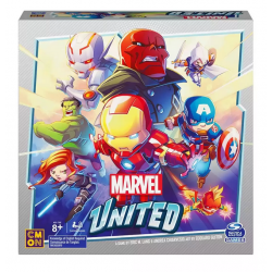 MARVEL UNITED gioco da tavolo IN INGLESE cool mini or not 10 MINIATURE età 14+ COOLMINIORNOT - 1