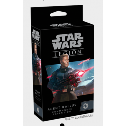 AGENT KALLUS commander expansion STAR WARS LEGION espansione IN INGLESE fantasy flight games Fantasy Flight - 1